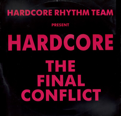 Hardcore Rhythm Team - One Love / Ragga Clash