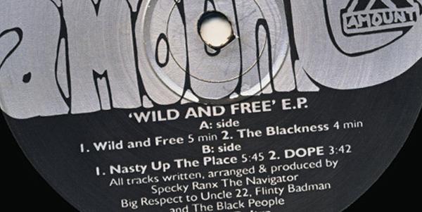 X Amount Crew — Wild And Free EP
